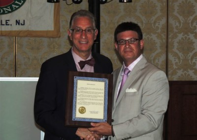 Larry Casha - 2015 UNICO Person of the Year